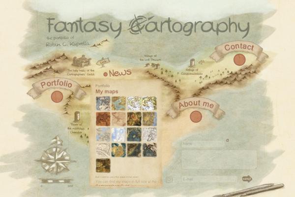 Fantasy-Cartography