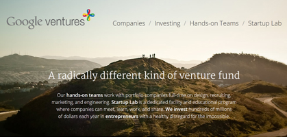 Learn To Code A Google Ventures Style Header
