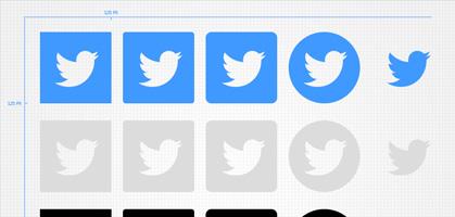 Twitter Logo PSD Freebie