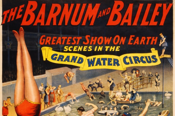 The Barnum and Bailey