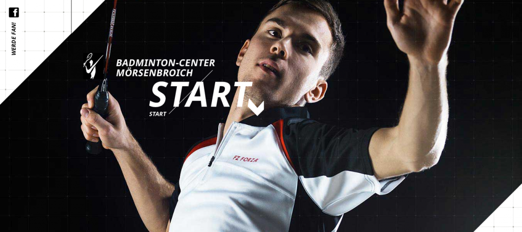 Badminton Center Website