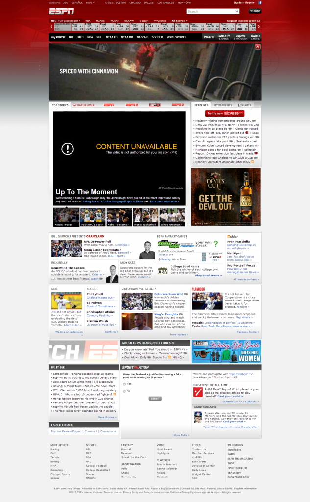 top 10 incredibly designed sports websites