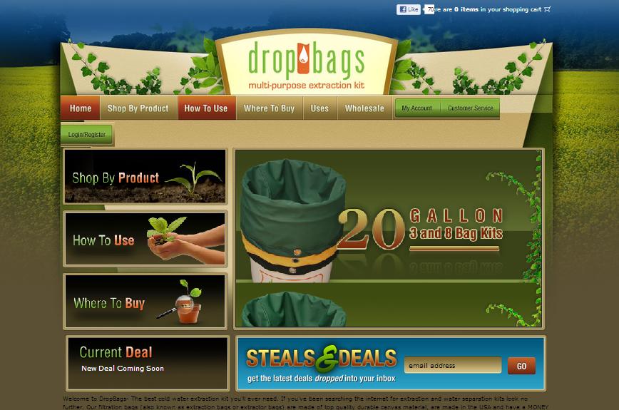 dropbags