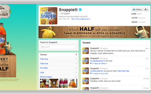 1-Snapple