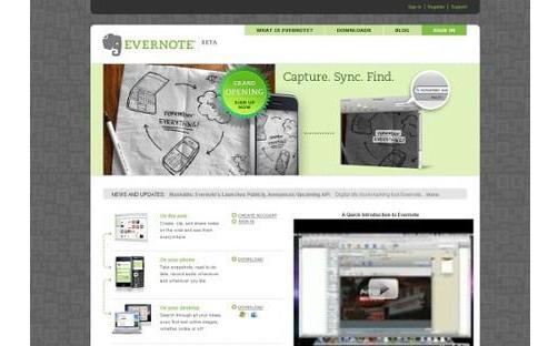3-Evernote