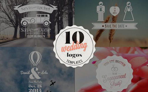 5-10-Wedding-Logos-Templates