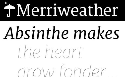9-Merriweather