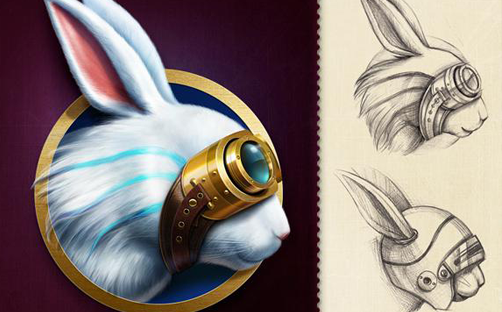 Wonderful Logo Sketches To Get You Inspired