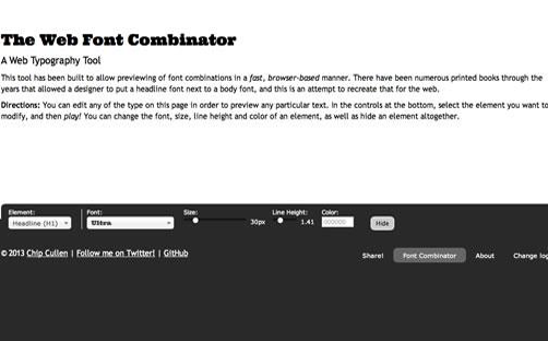5-Font-Combinator