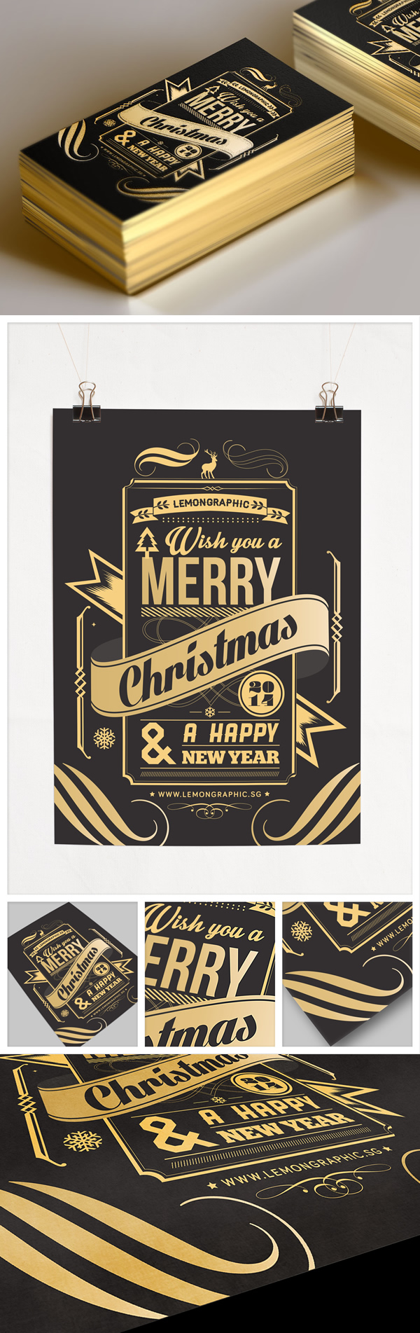 Merry-christmas-card-gold-hotstamp-2014-02