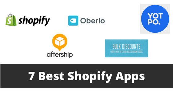 7 Best Shopify Apps To Boost Ecommerce Sales
