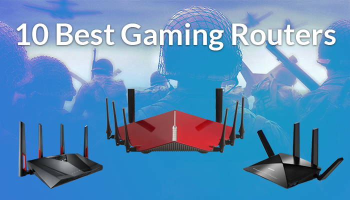10 Best Gaming Routers For PS4, Xbox one, Xbox 360